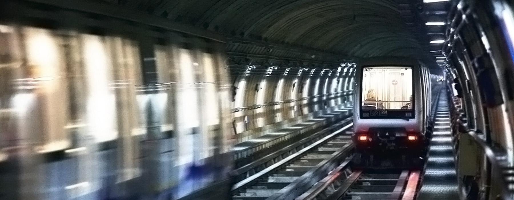 Immagine della metropolitana