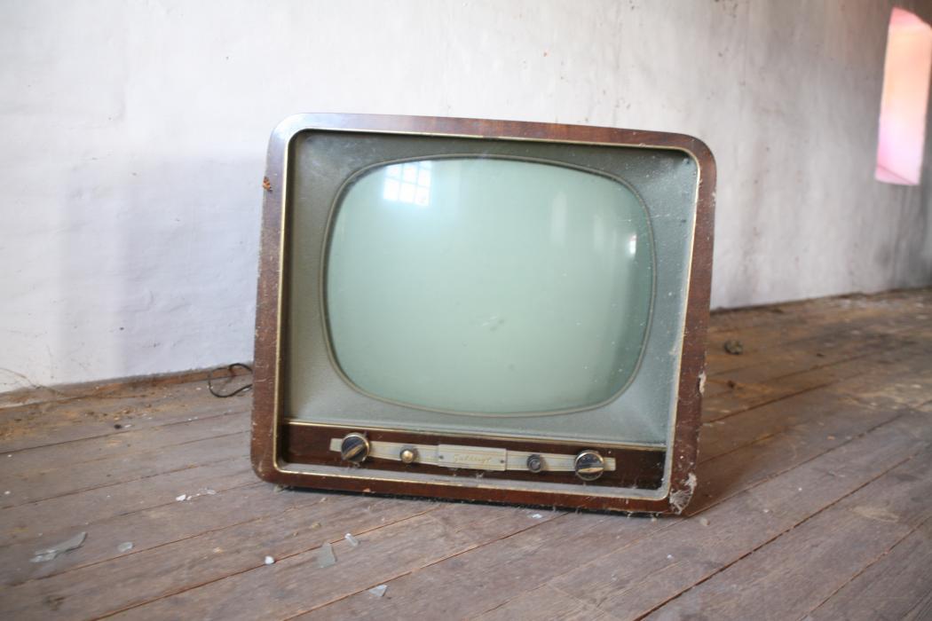 Televisore tubo catodico