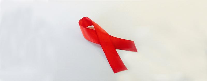 Fiocco rosso, simbolo dell'HIV