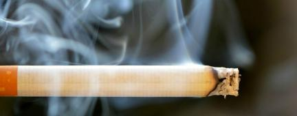 Sigaretta accesa