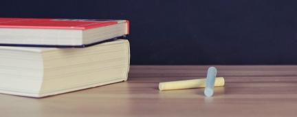 Libri e gessetti