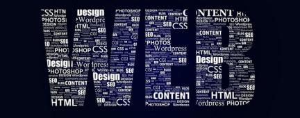 Word cloud Art della parola Web